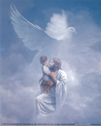 Tuhan Allahmu yang sangat mengasihimu tanpa syarat. Bapa, Tuhan Yesus